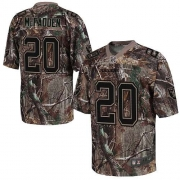 Men's Nike Oakland Raiders 20 Darren McFadden Elite Camo Realtree NFL Jersey