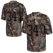 Men's Nike Oakland Raiders 34 Bo Jackson Game Camo Realtree NFL Jersey
